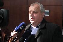 Hnojnický starosta Miroslav Molin.