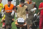 Točko - Kapp, unikátní závod tříčlenných družstev.