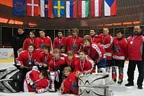 Mladí hokejisté HC Frýdek-Místek (ročník 2000) se na závěr své letošní sezony zúčastnili 10. ročníku mezinárodního hokejového turnaje Grischun Cup, který se uskutečnil ve slovenské Trnavě.