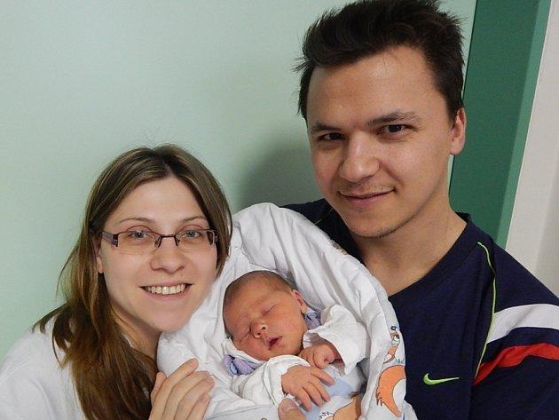 Gabriela Kubalová, Frýdek-Místek, nar. 22. 2., 46 cm, 3,05 kg. Nemocnice Frýdek-Místek.