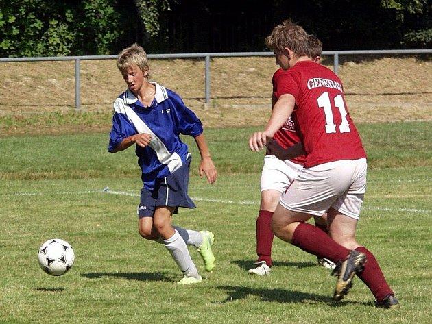 Již v sobotu 7. srpna 2010 se ve Studénce a Velkých Albrechticích uskuteční další ročník žákovského turnaje.