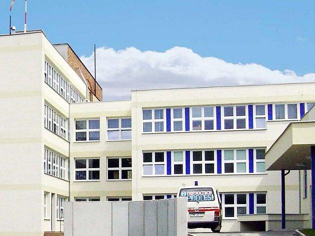 Nemocnice Podlesí v Třinci.