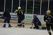 Hokejisté HC Brušperk skončili v jubilejní sezoně osmí.
