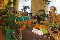 Frýdlantští zahrádkáří připravili tradiční podzimní výstavu.