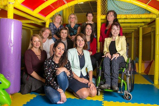 Petra Petrušková je zakladatelka herny Lumpíkov a projektu Ready Women, který pomáhá ženám po rodičovské dovolené snávratem do zaměstnání.