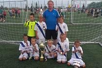 Mladí fotbalisté z Frýdku-Místku v Kravařích potvrdili, že práce s mládeží patří v tomto klubu k jejich doméně.