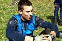 Ondřejnického duatlonu se zúčastnil také Tomáš Zatloukal z Frýdlantu, který ve své kategorii dojel nakonec šestnáctý.