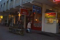 Restaurace Asia Hanoi v centru Třince-Lyžbic.