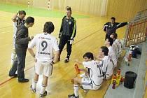 Futsalisté Unitedu FM jsou ve druhé nejvyšší soutěži nováčkem.
