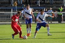 Valcíři mají první bod. Získali jej v domácím utkání proti Ústí, se kterým remizovali 1:1.