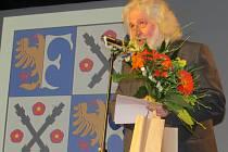 Cenu statutárního města Frýdek-Místek obdržel také hudebník Martin Klimánek.