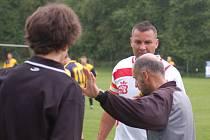 Fotbalisté Lískovce B předvedli v domácím střetnutí s Chlebovicemi parádní obrat v zápase.