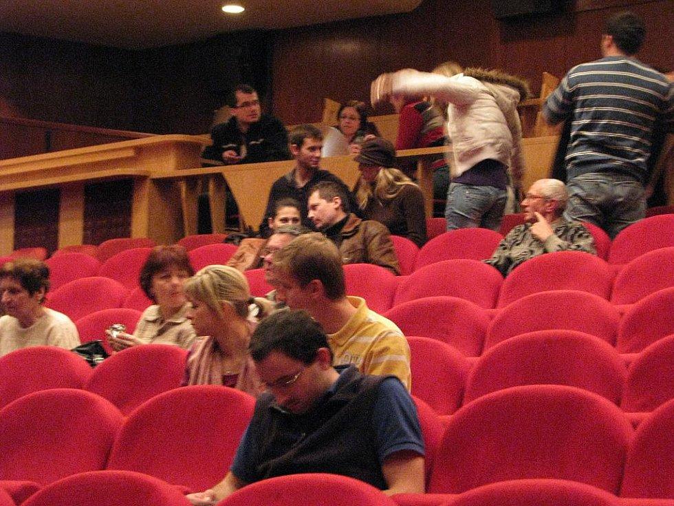 Nový filmový festival s názvem Expediční kamera během víkendu neminul ani Frýdek-Místek.