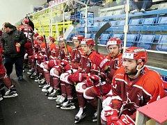 Hokejisté Frýdku-Místku navázali doma s Kladnem na své předešlé vítězství nad havířovským rivalem.