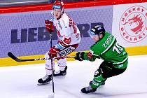 Michal Kovařčík (vlevo) zažívá povedenou sezonu.