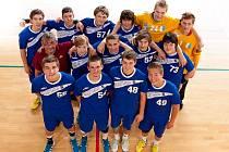 Mladší dorostenci SKP Frýdek-Místek skončili v letošní ligové sezoně na vynikajícím třetím místě.