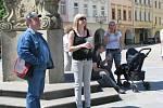 Beskydské informační centrum Frýdek-Místek pořádalo v sobotu 19. května oblíbenou akci Den s průvodcem.