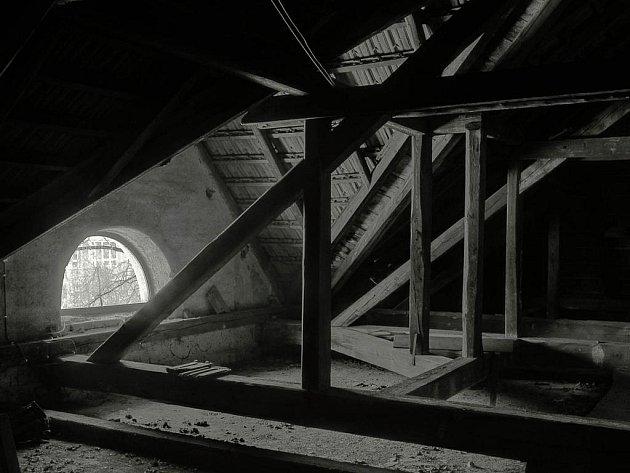 Jedna z fotografií, kterou si budou moci prohlédnout návštěvníci U Arnošta.