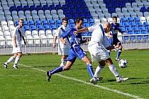 Fotbalisté Frýdku-Místku rozdrtili v domácím prostředí tým Líšně, když již v poločase svítil na ukazateli skóre stav 5:0 pro domácí. Nakonec duel skončil vítězstvím Lipiny 5:1.