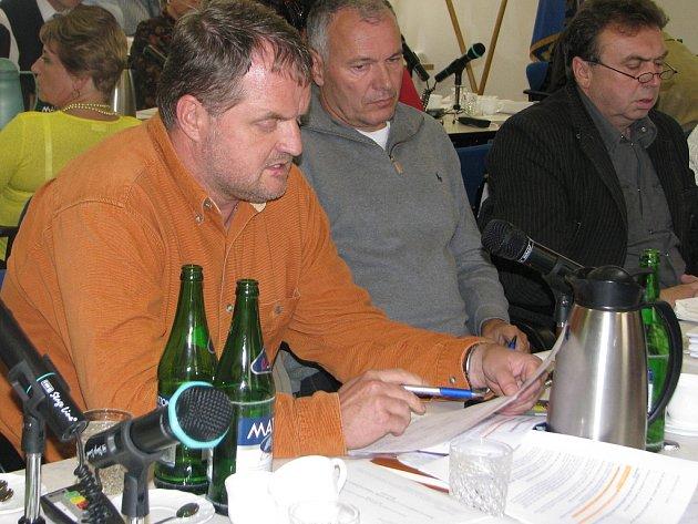 Igor Petrov na posledním třineckém zastupitelstvu kritizoval činnost výboru pro národnostní menšiny.