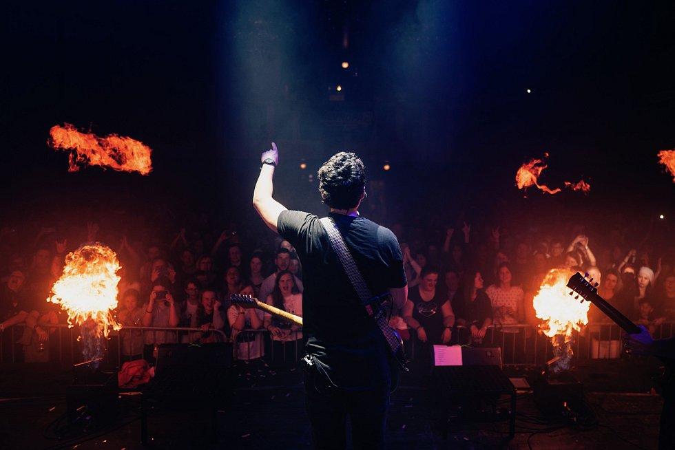 Mirai mají za sebou první koncerty jarní tour 2020.