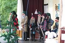 Součástí festivalu ve Staré Vsi nad Ondřejnicí bývá také divadelní představení.