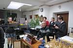 Tradiční výstavu betlémů v místecké tiskárně Kleinwächter každoročně navštíví tisícovky lidí.
