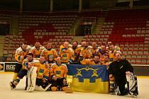 Vítězem 5. ročníku Beskydské amatérské hokejové ligy se stali potřetí v historii hráči HC Hrádek.