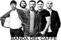 Dnešní večer v zahradě Národního domu zazní koncert ostravské cover kapely Banda Del Caffe.