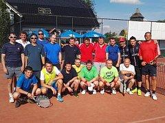 Letošního čtvrtého ročníku Bajza Cupu turnaje ve čtyřhře se zúčastnilo deset tenisových párů. Z celkového vítězství se nakonec radovala dvojice Chovančík – Joniec.