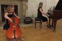 Valentýnský festival se uskutečnil v pátek 14. února v Rytířském sále frýdeckého zámku.