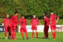 Fotbalisté Bystřice se chystají na novou sezonu.