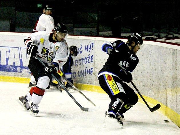 Druholigoví hokejisté Frýdku-Místku prohráli na domácím ledě s favorizovaným Havířovem 1:4 a play off se jim pro letošní sezonu vzdaluje.