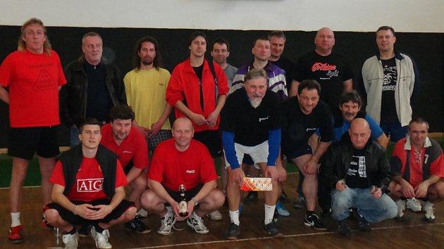 Účastníci turnaje.