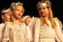 Adventní koncert Co se stalo v Betlémě se konal v pátek 20. prosince v Metylovicích.