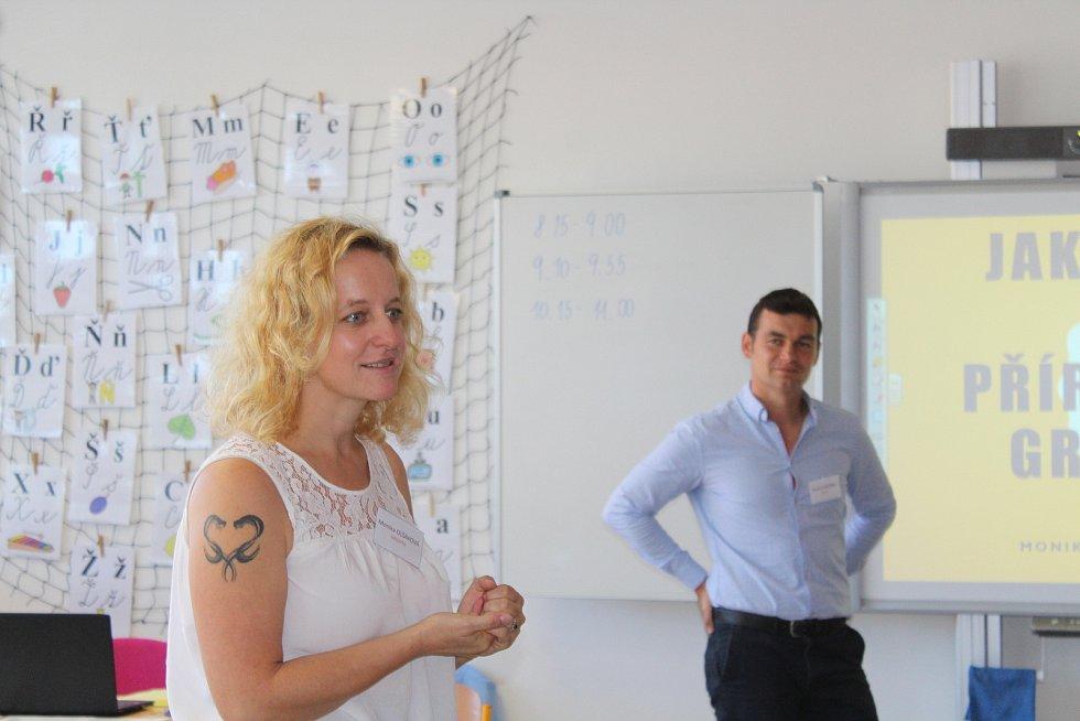 První ročník Festivalu inspirace v přírodních vědách se konal v Bašce.
