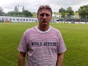 Prezident 1. SC Znojmo Ota Kohoutek.