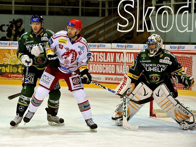 HC Oceláři Třinec - HC Energie Karlovy Vary.