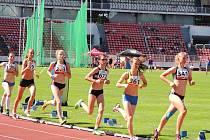 Atletický stadion Evžena Rošického v Praze na Strahově byl o uplynulém víkendu dějištěm Mistrovství ČR v kategorii dorostu.