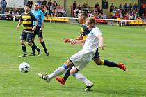 Frýdlant se těší na jarní fotbalovou premiéru. Soupeřem 1. BFK budou v neděli hráči Slavičína.