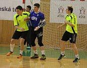 Ve Frýdku-Místku se koná závěrečné finále házenkářské Sportovní ligy ZŠ.