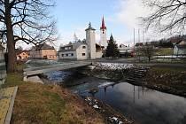 Obec Palkovice.