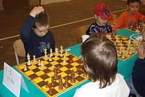 Šachový turnaj v Mostech u Jablunkova.