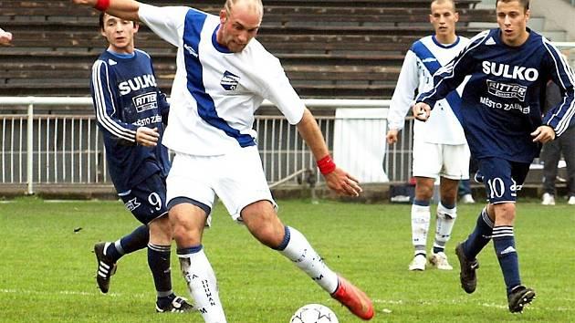 Fotbal Frýdek-Místek vs. Zábřeh