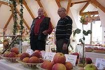 Fryčovičtí zahrádkáři připravili tradiční výstavu ovoce, zeleniny a užitkových rostlin. Expozice, jejíž součástí jsou i práce dětí z MŠ a ZŠ, je až do 2. listopadu k vidění v prostorách rekonstruované fary.