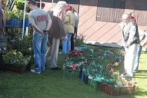 Tradiční zahrádkářskou výstavu hostí do pondělí Frýdlant nad Ostravicí.