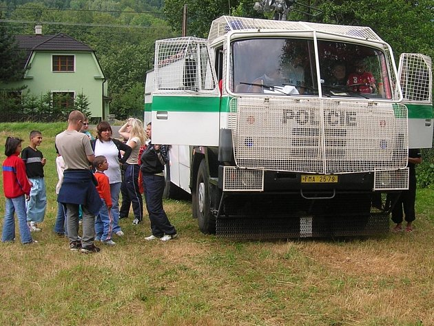 Děti, které tráví letní prázdniny na táboře v Krásné, si bohatý program nemohou vynachválit.