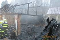 Požár v Návsí.
