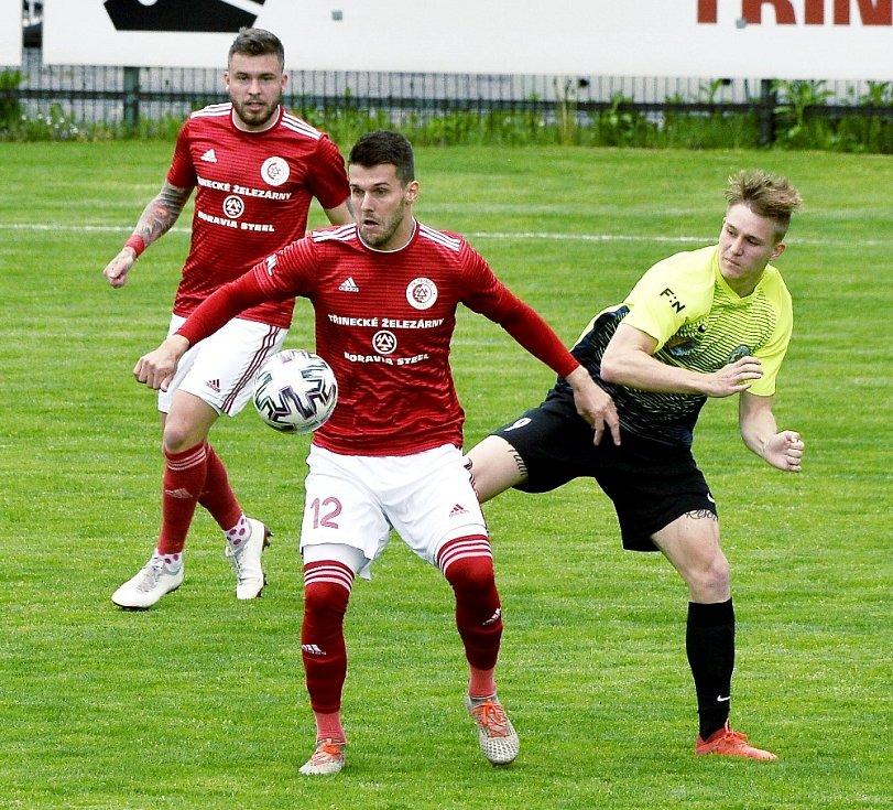 Třinec doma prohrál 1:2 s Prostějovem.