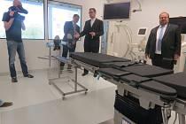 Ve frýdecko-místecké nemocnici byl v pondělí 3. 8. 2015 slavnostně otevřen moderní pavilon chirurgických oborů.